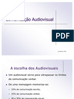 comunicaoaudiovisual-091209155636-phpapp01