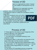 Topic 3 - OD Process, Survey Feedback