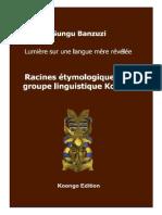 RacinesEtymologiques Koongo Introduction Kpv