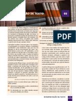 03 - INTERPRETAÇÃO DE TEXTO