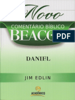 20 - Novo Comentario Bíblico Beacon - Daniel (Jim Edlin)