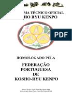 FEDERAÇÃO PORTUGUESA DE KOSHO-RYU KENPO