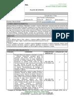 Plano de ensino - Hidráulica 2021-1