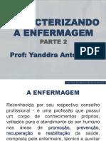 CARACTERIXANDO A ENFERMAGEM APOSTILA 2