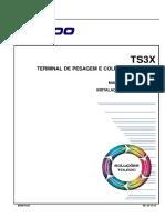 Toledo Manual TS3 X