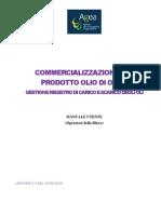 Commercializzazione Olio - Manuale Utente v2.0