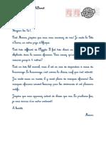 Lettre n°02 Côte d'Ivoire