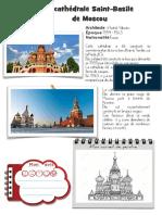 Art Espace cathedrale-saint-basile-Moscou