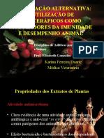 Seminário Fitoterápicos