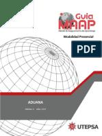 Guía Maap Aduana