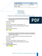 Activ. 2 - Analizamos La Cantidad de Residuos Sólidos COMPLETADO