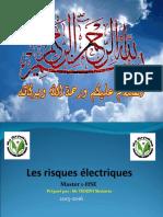 Les risques électriques