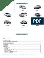 Entretien Peugeot