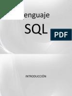 SQL Introduccion