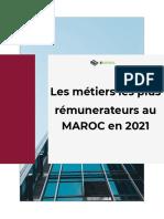 les-metiers-les-plus-remunerateur-au-Maroc-en-2021