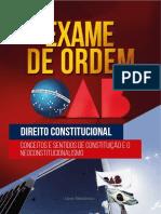 41443110 Conceito e Sentidos de Constituicao e o Neoconstitucionalismo