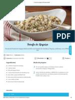 Farofa de Linguiça _ Receitas Nestlé