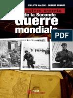 Les Dossiers Secrets de La Guerre Mondiale