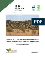 Ambiental Repotenciación L220 KV Andújar-Puertollano_ESP