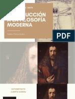 PRESENTACIÓN - Intro a La Filosofía Moderna