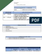 CRONOGRAMA DE EVALUACIÓN MAT IV IBIM - 5° GRADO(cambiado)