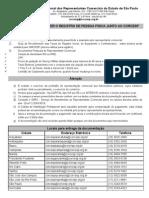 Formulário Pessoa Física.