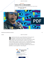 O piloto, o PCC e o voo da morte