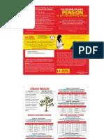 Pension Booklet