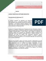 Anexo F. Manual Técnico CODIGO FUENTE DEL SOFTWARE EDUCATIVO. Características de Authorware 7.0