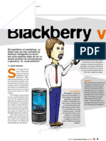 iPhone vs BlackBerry (Suplemento Q), PuntoEdu 28/03/2011