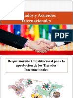 Tratados y Acuerdos Internacionales
