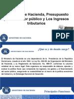Tema 2.4 de Legislación Tributaria