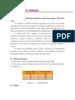 5  Determinación del coeficiente volumétrico medio de las gravas