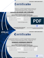 Certificate ADC