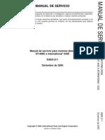 Navistar Manual de Taller DT466 & i530E