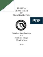 2010 FDOT Specs