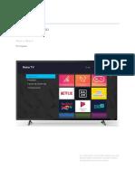 Roku TV User Guide