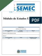 Módulo Ed. Física 2B - 7ª Ano - Bruno Souza