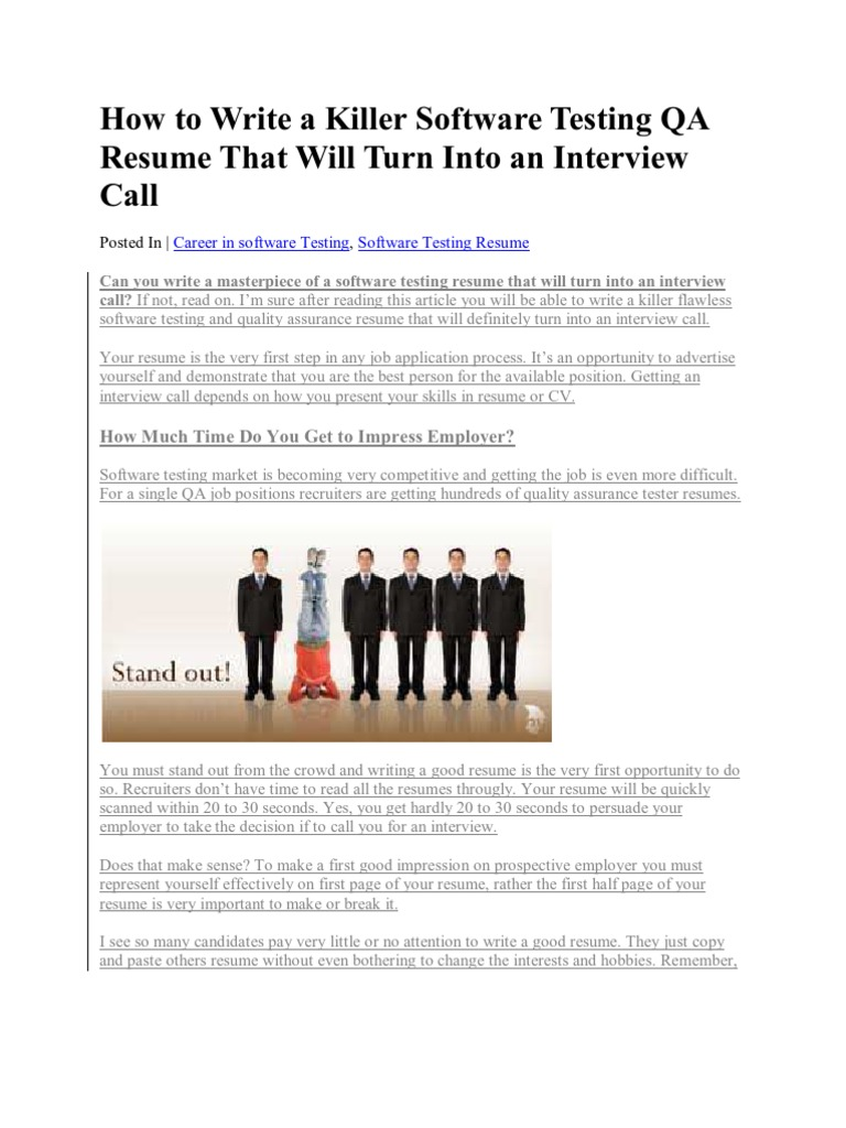 Watch How to turn an interview into a job video