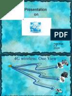 4G Presentation