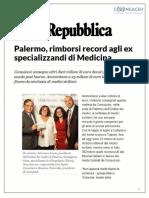 La Repubblica Palermo