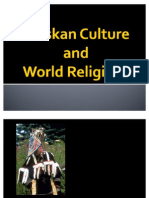 Culture and World Religions