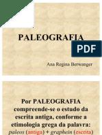 Paleografia aulas