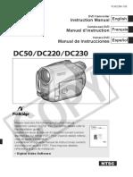 Canon_Video Camera DC50