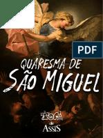 Quaresma-sao-miguel-arcanjo-Toca-de-Assis-Clevinho-Maia
