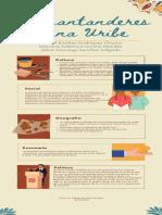 Infografia Creativa Los Santanderes