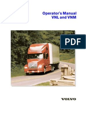 Volvoopmanual Truck Lock Security Device