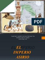 IMPERIO ASIRIO LO IMPORTANTE