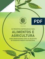 ODS_Alimentos e Agricultura