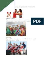 Bailes y Danzas Dominicanas